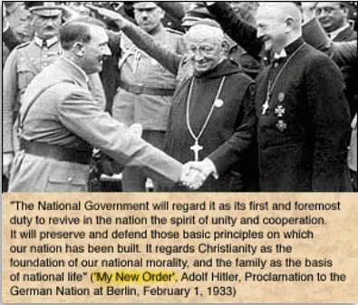 Hitler Loves Christians